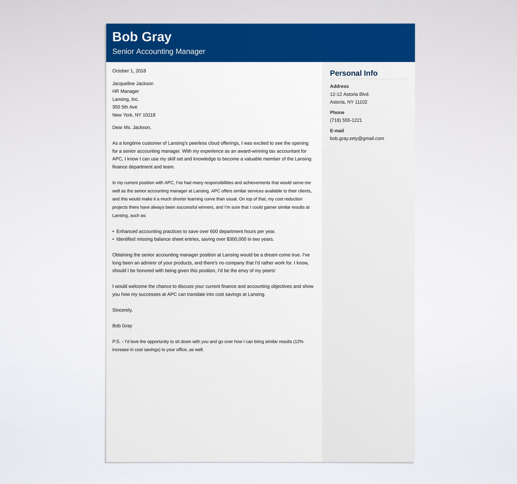 free cover letter examples for jobs 10 best samples guides tips