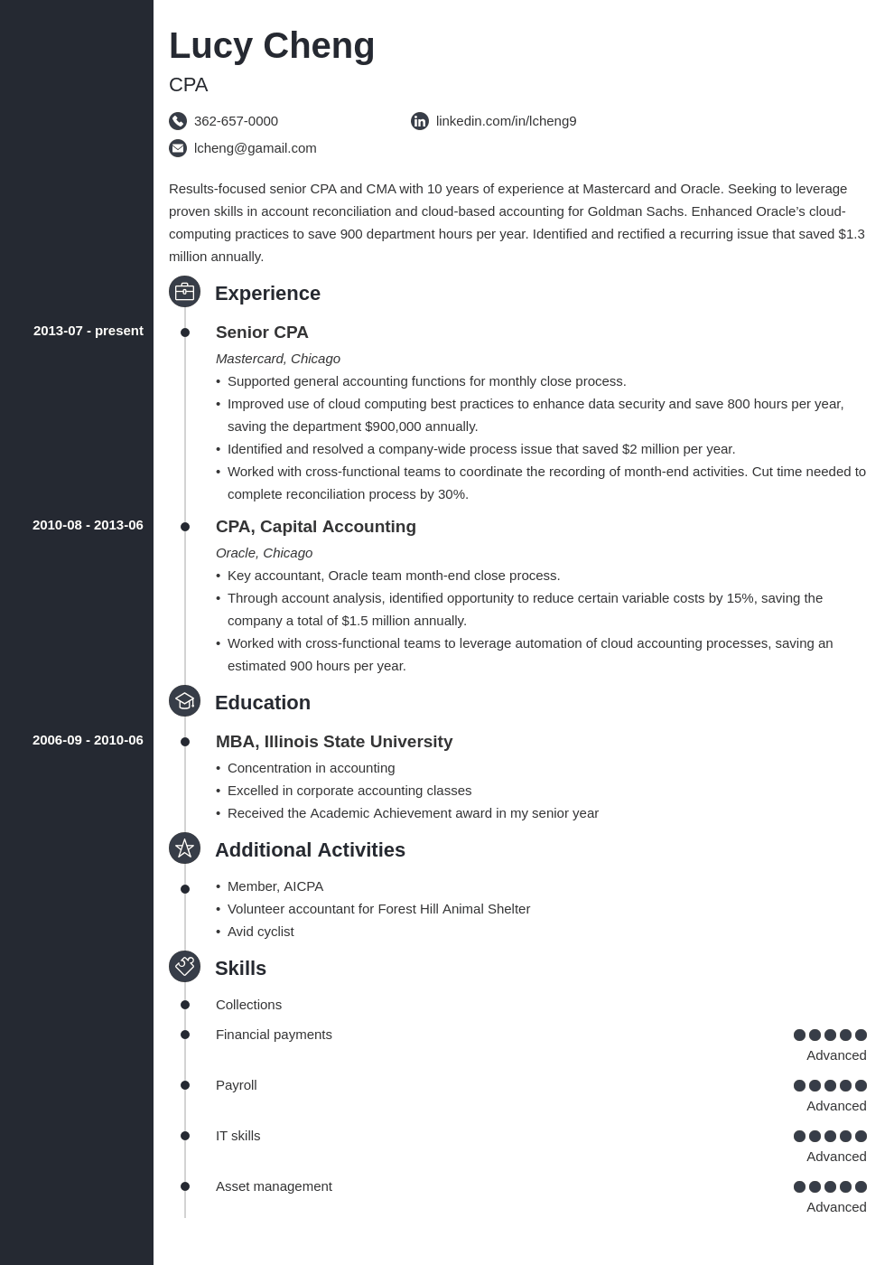 Free Resume Builder: Create a Resume Online (Fast & Easy)