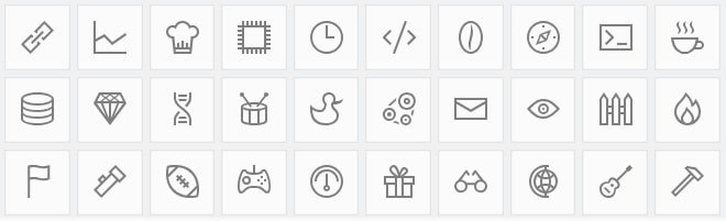 Resume Icons Logos Symbols 100 To Download For Free