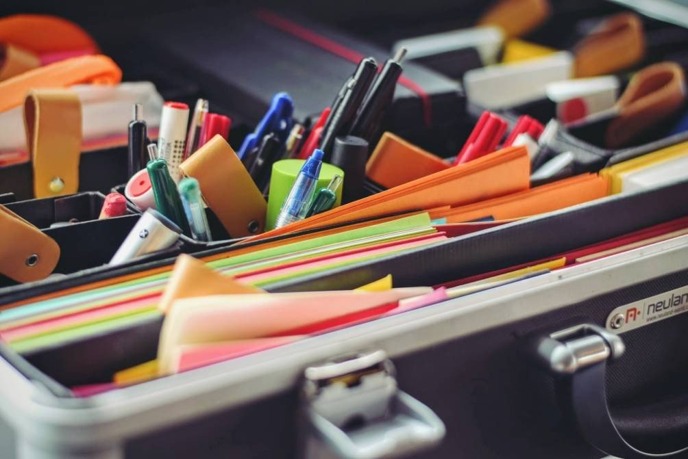 creative toolkit for administrative assistant