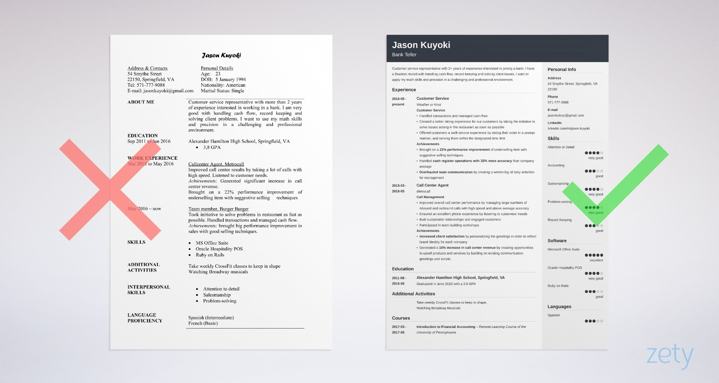 Bank Teller Resume Example Amp Complete Guide 20 Examples