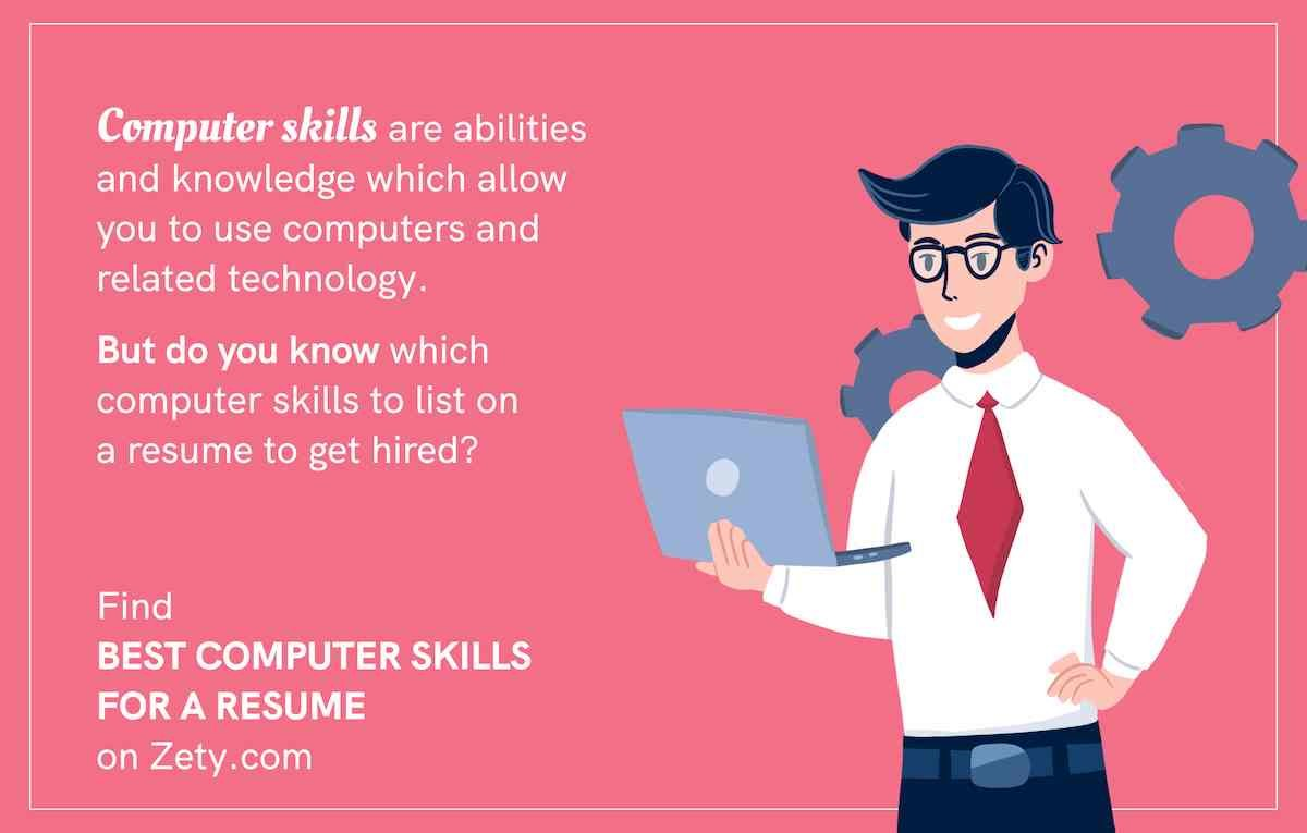Best Computer Skills For A Resume Software Skills Employers Love
