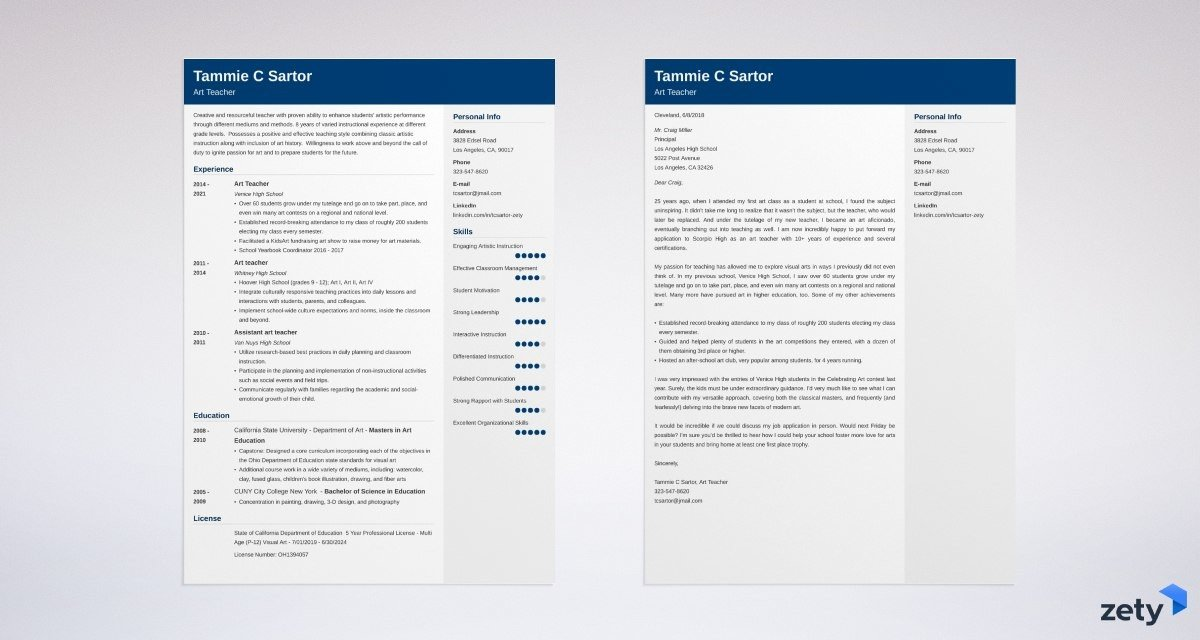 Best Cover Letter Font You Should Use Size Typeface