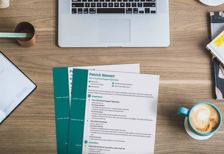 Best Resume Templates for 2021 (14+ Top Picks to Download)