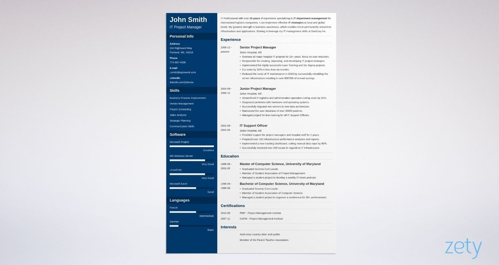 Top 14 Best Resume Templates To Download In 2020 Great For Cv