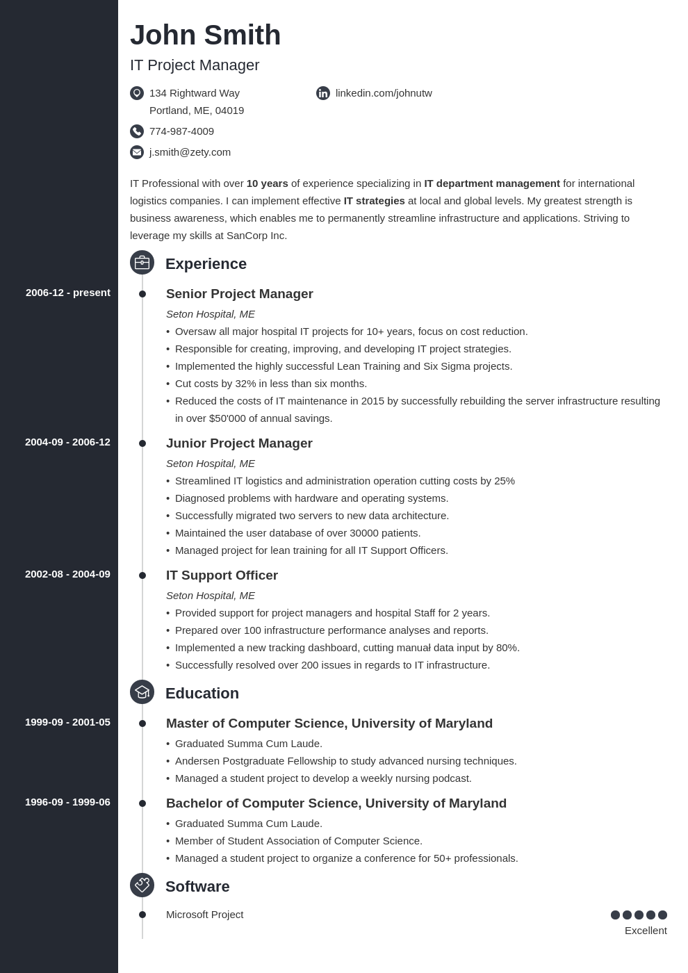 best resume templates for 2021 14 top picks to download