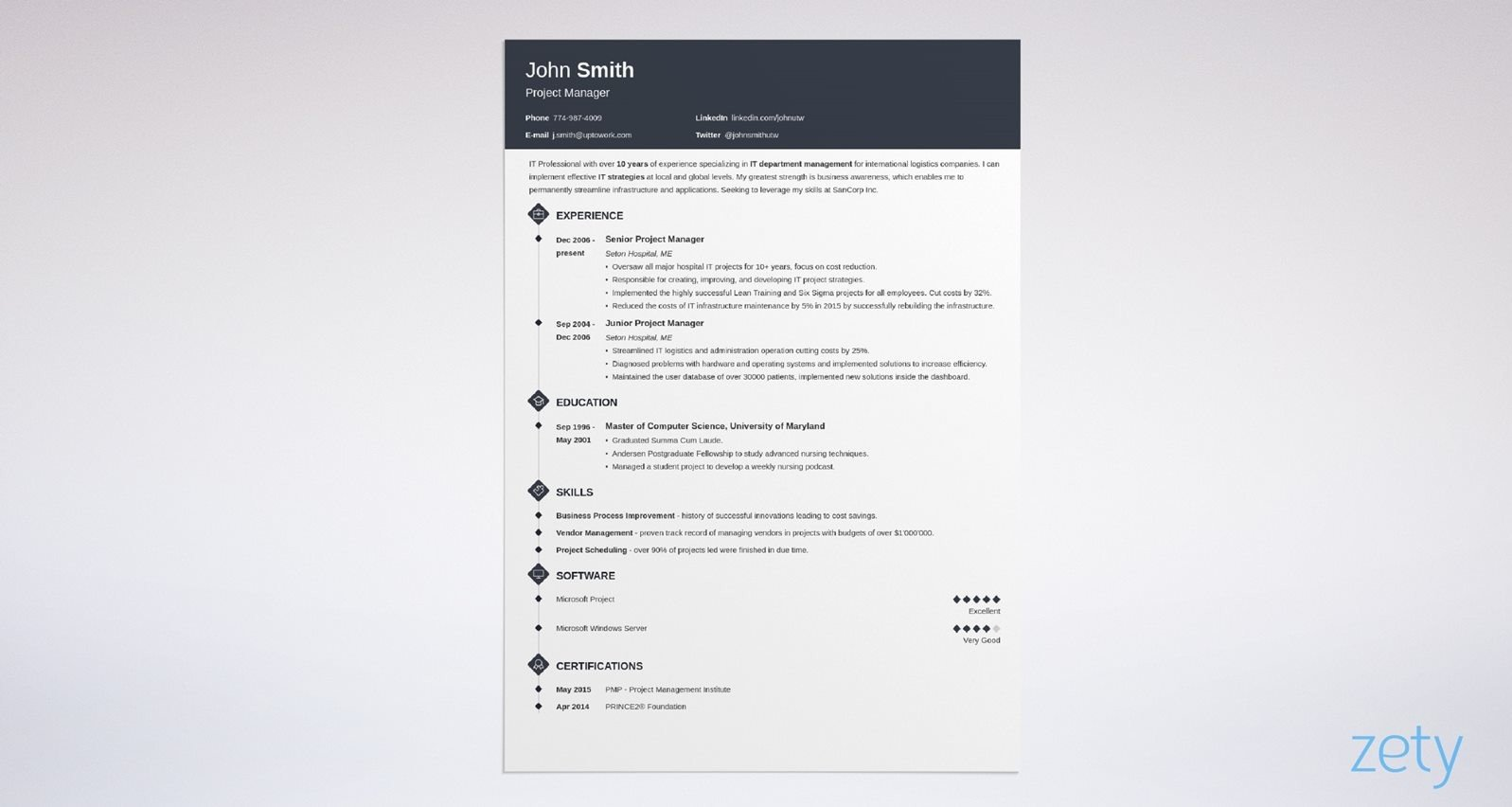 Blank Resume Templates 15 Best Forms To Fill In Now