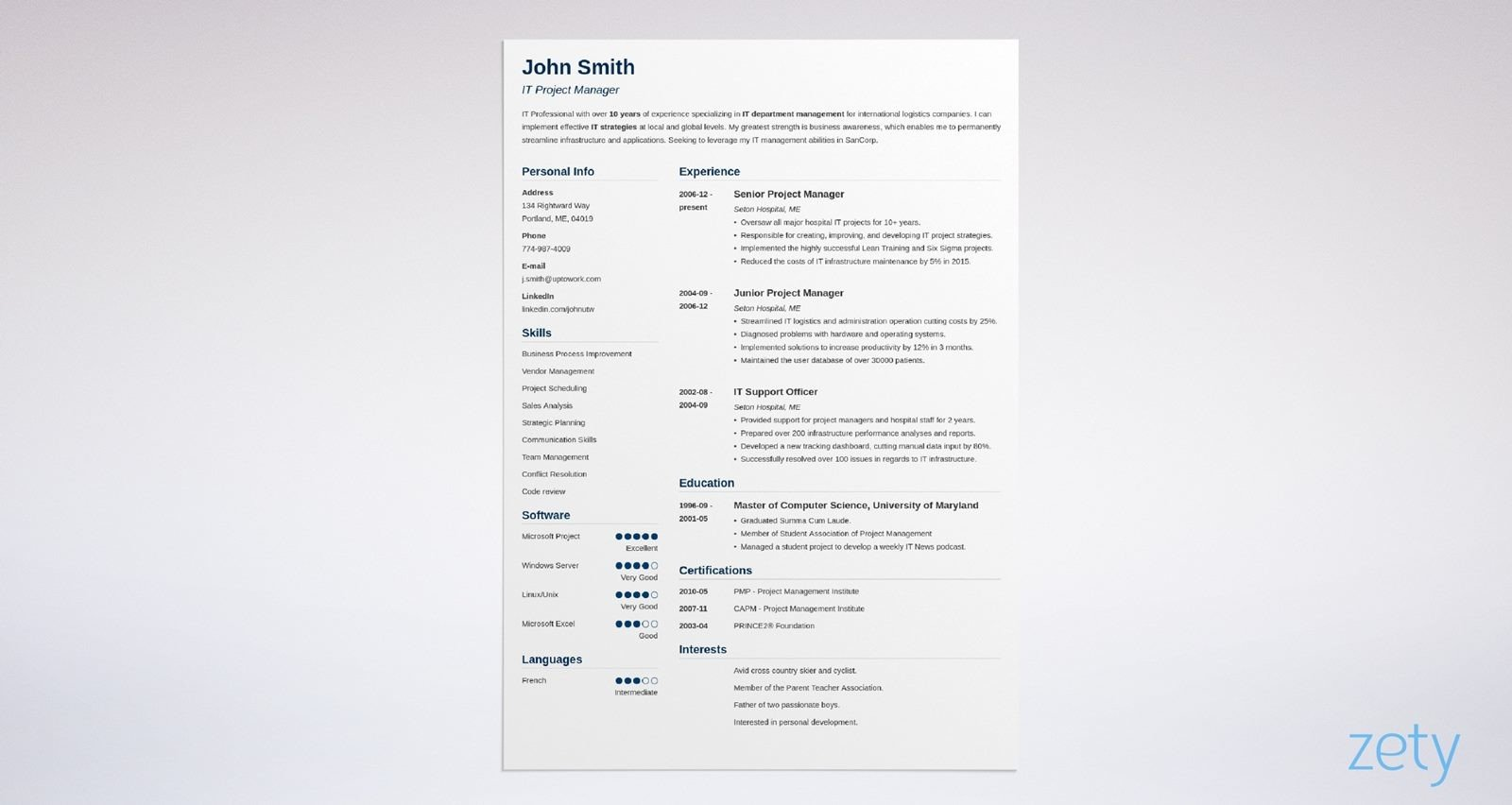 15 Blank Resume Templates Amp Forms To Fill In And Download