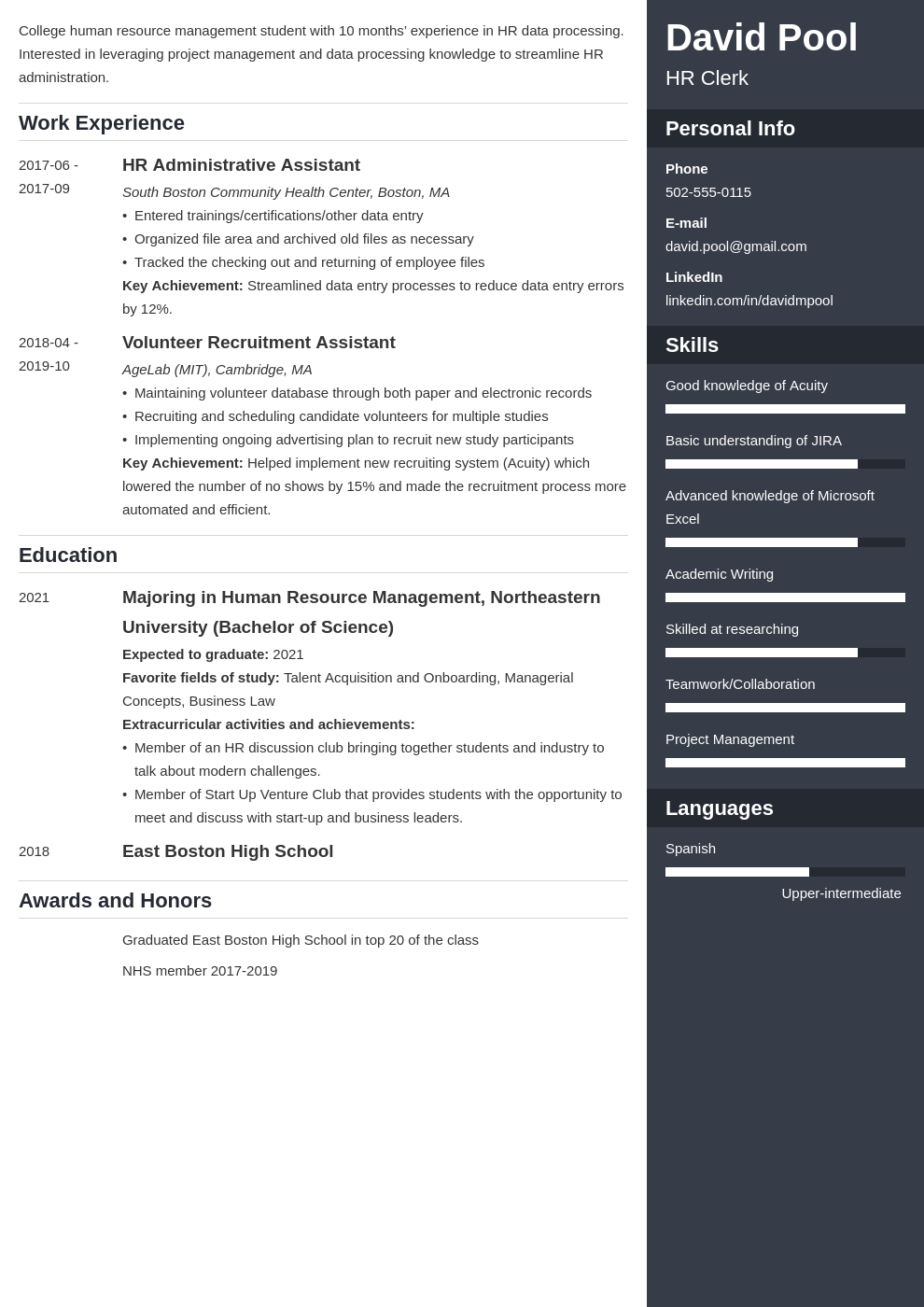 college freshman resume example template enfold