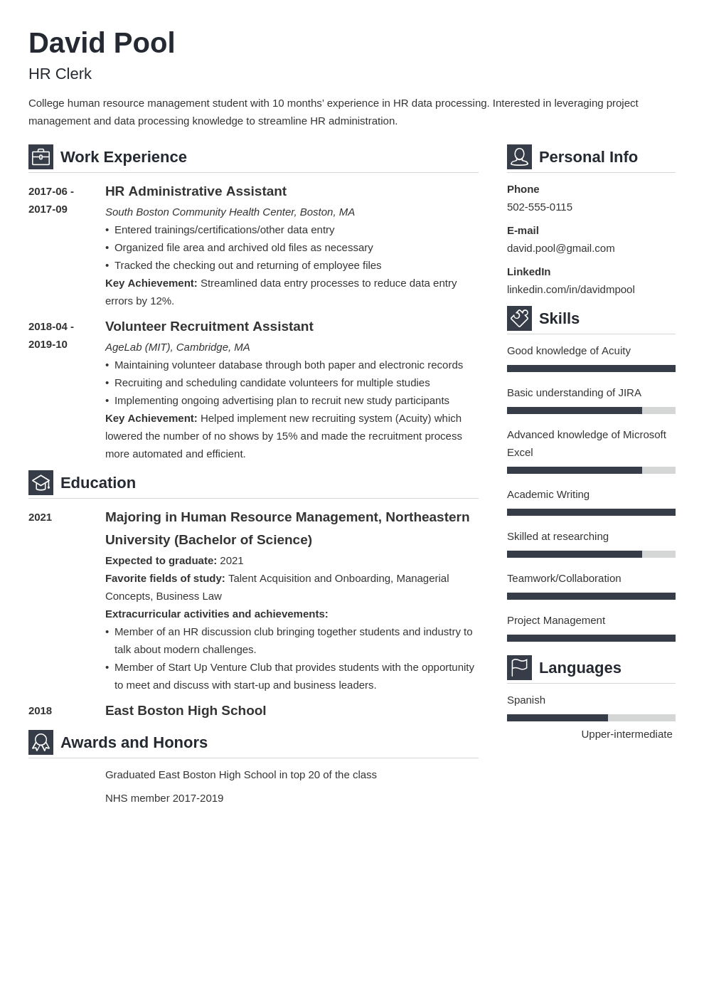 college freshman resume example template vibes