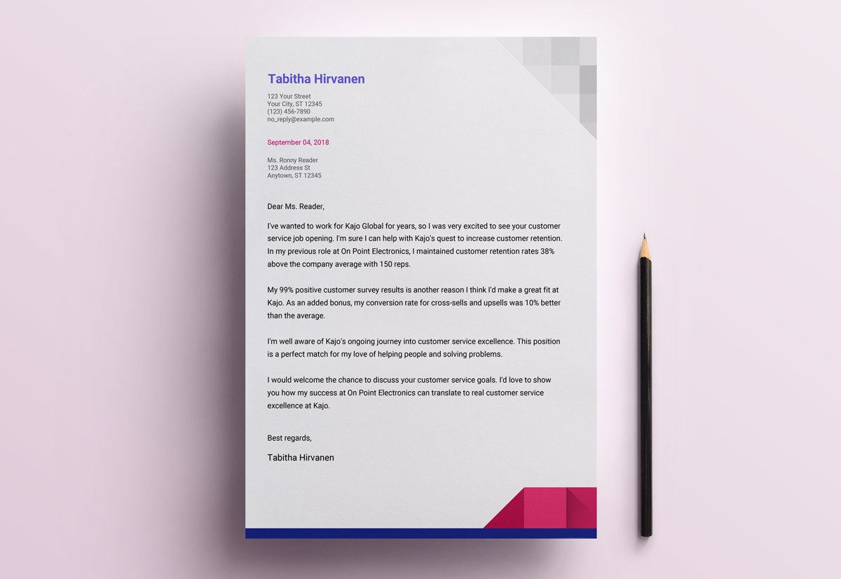 Google Docs Cover Letter Templates 9 Examples To Download Now