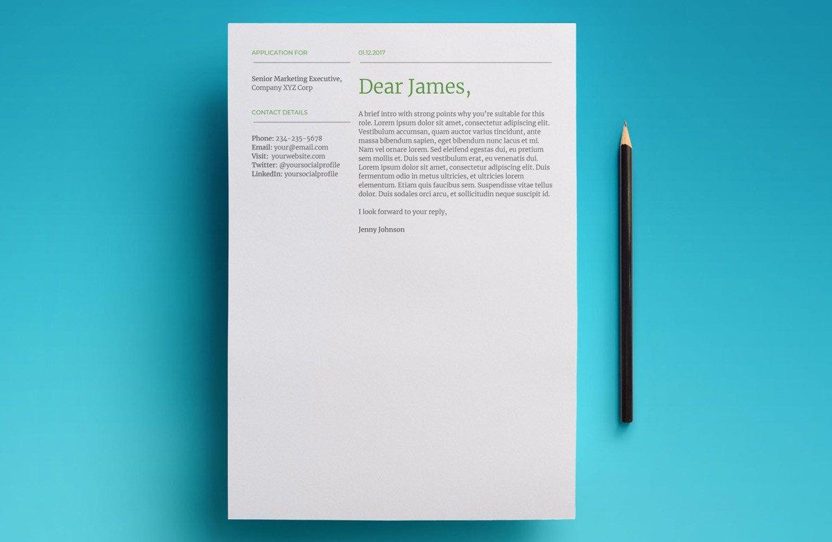 9  google docs cover letter templates to download now