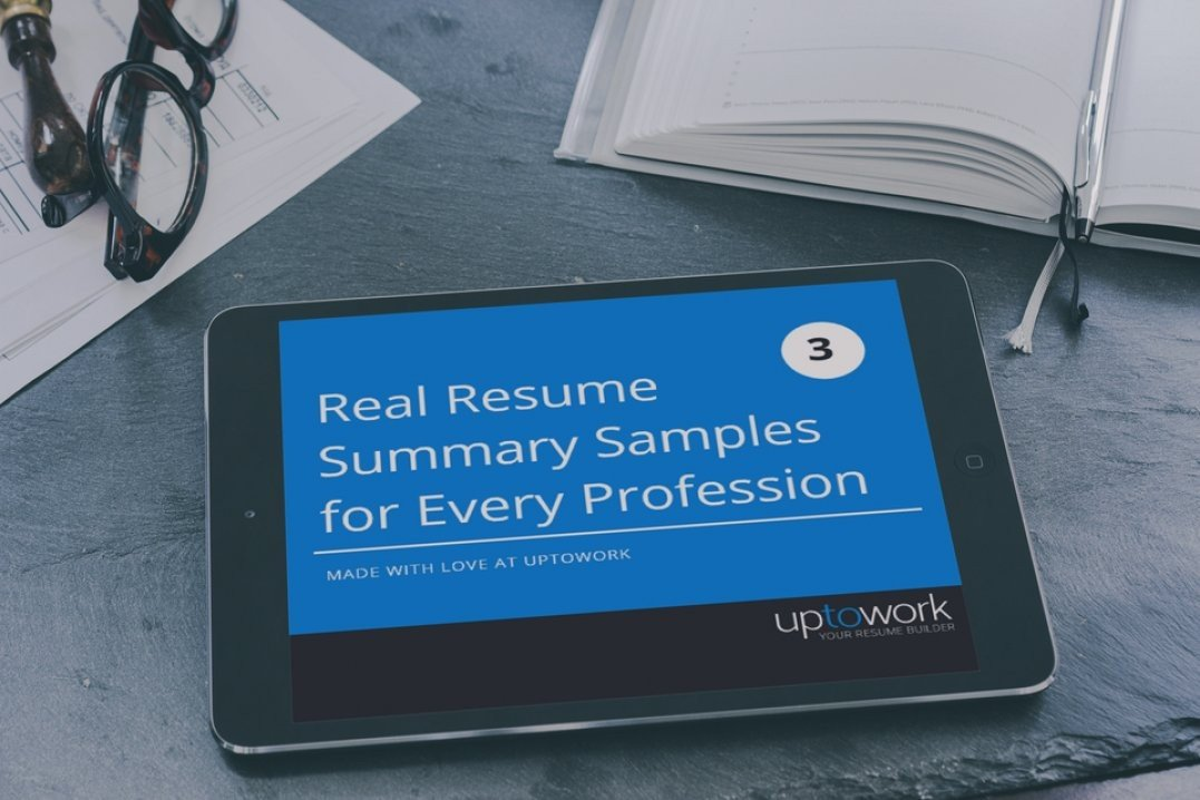 Professional Resume Summary 30 Examples of