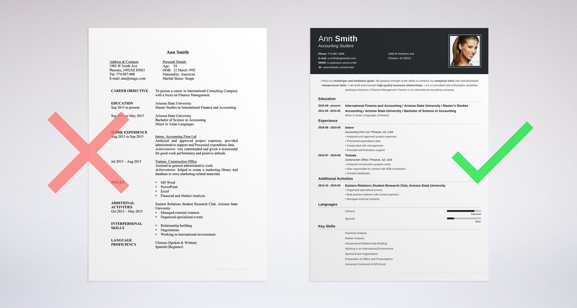 20 resume objective examples use them on your resume tips altavistaventures Image collections