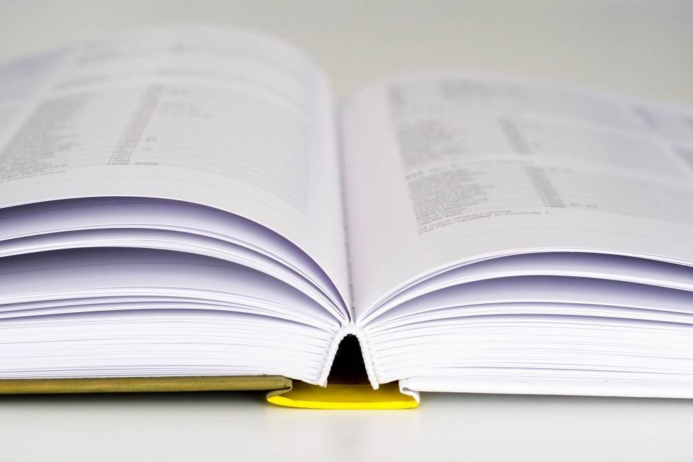 reports and administrative papers