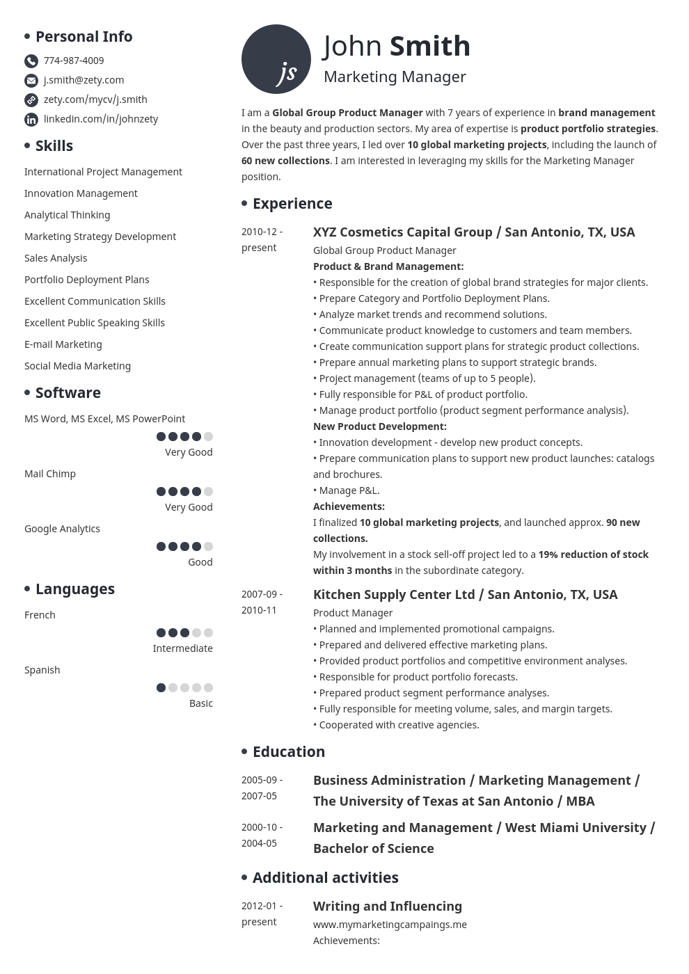 How To List Education On A Resume Section Examples Tips