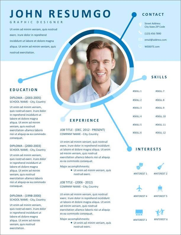 17 Free Resume Templates For 2021 To Download Now