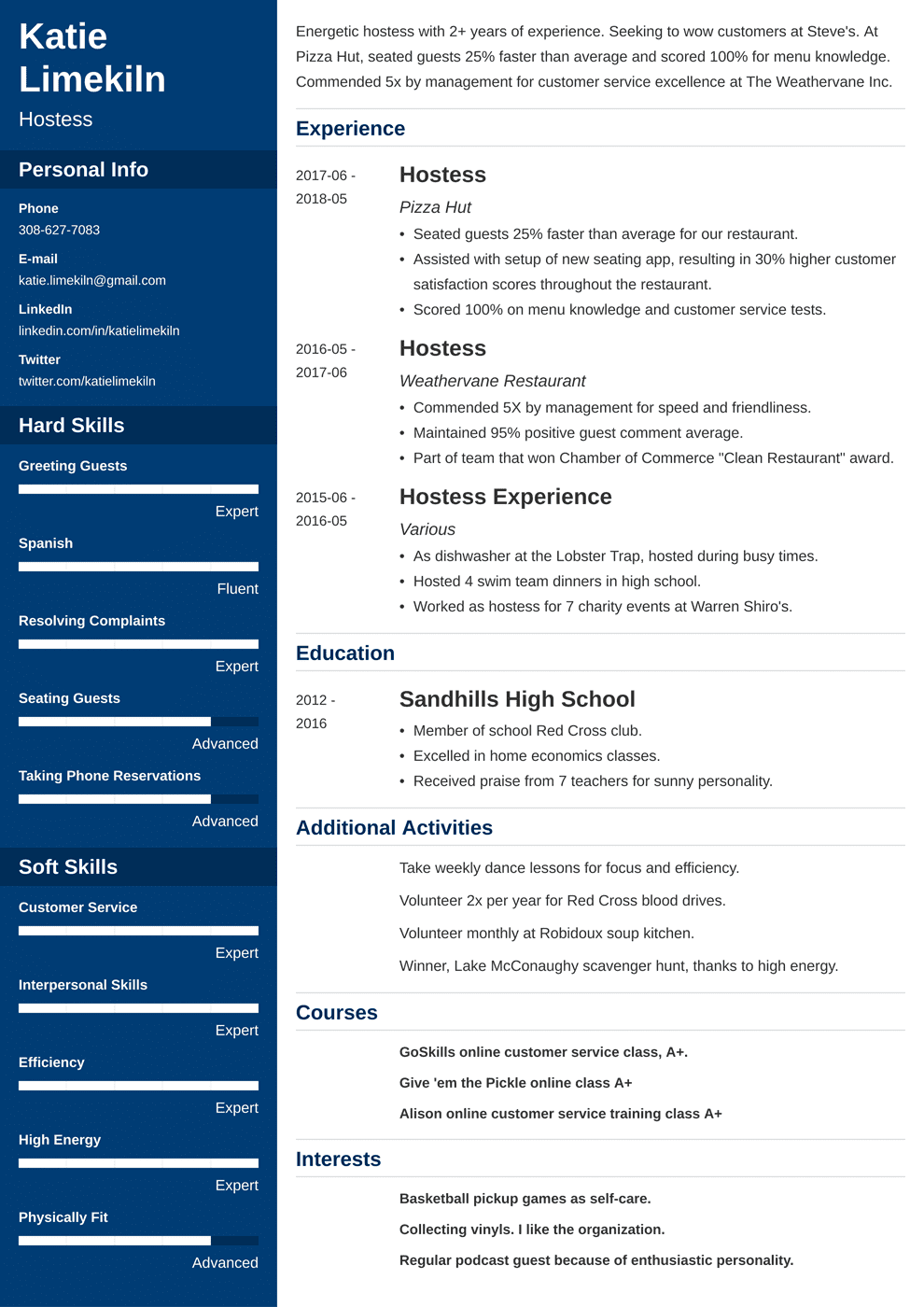 Hair Stylist Resume: Samples and Full Writing Guide [20+ Examples]