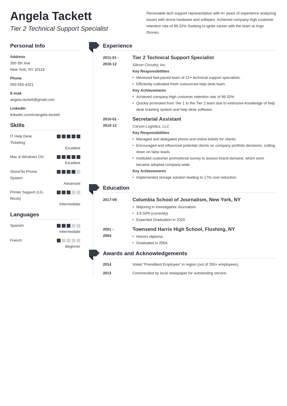 help desk resume example template muse