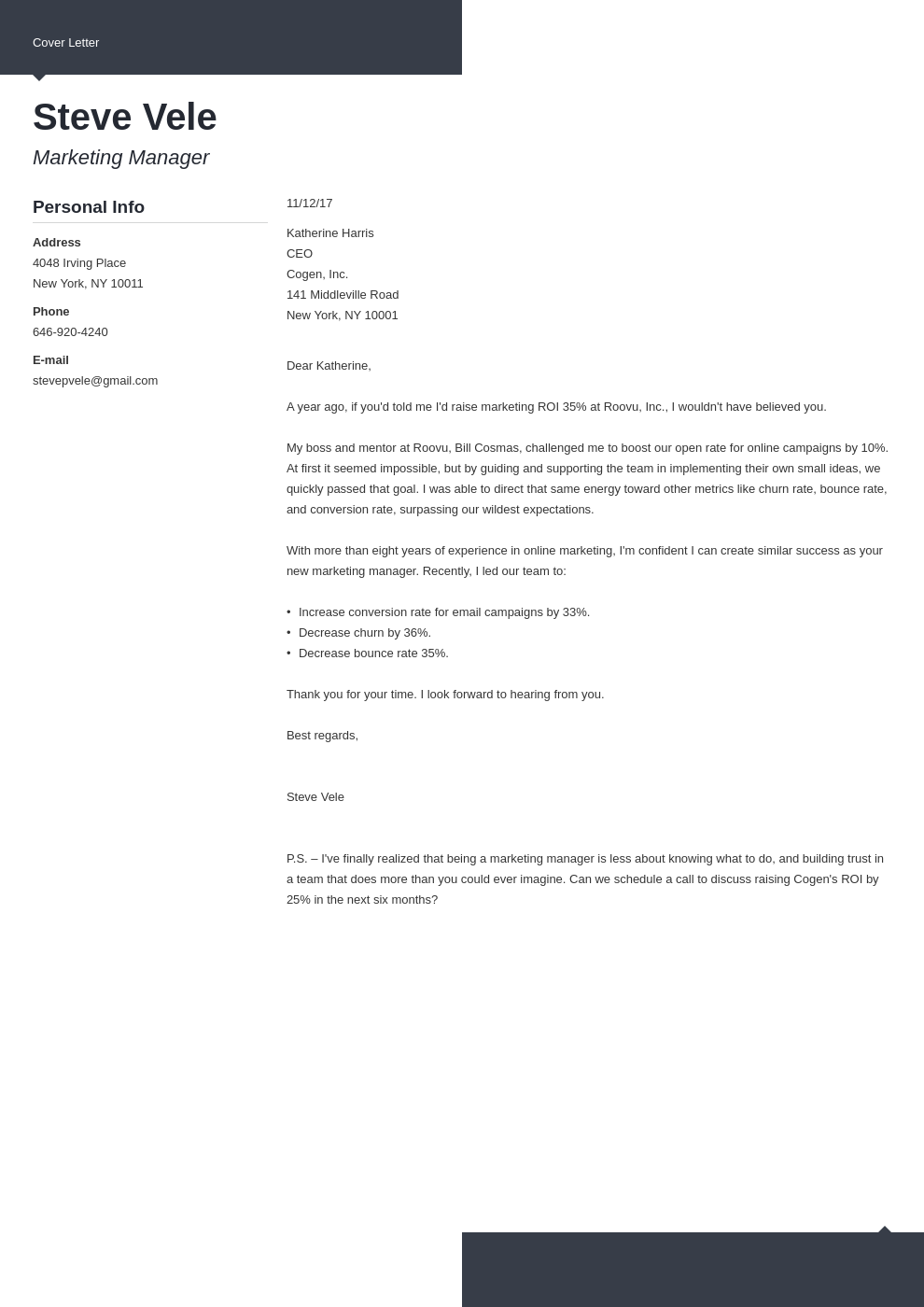 How To End A Cover Letter 20 Closing