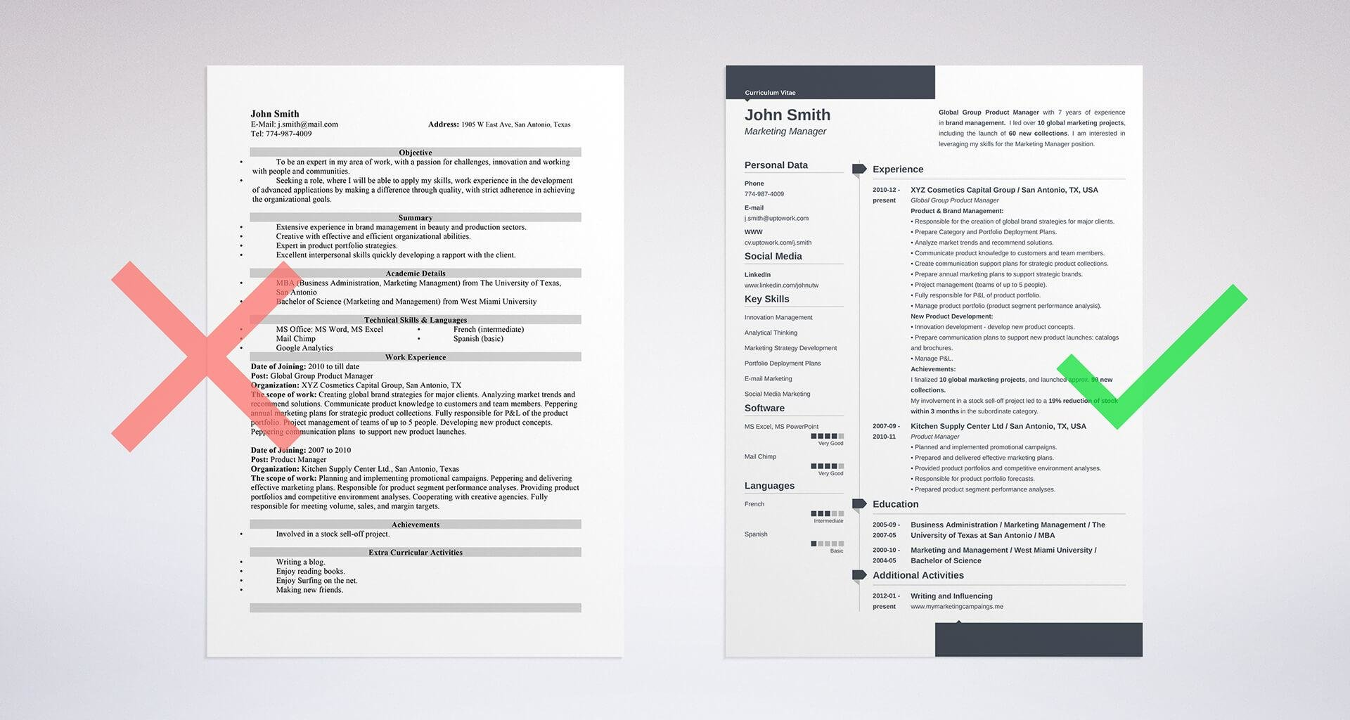 The Art of Writing a Great Resume Summary Statement