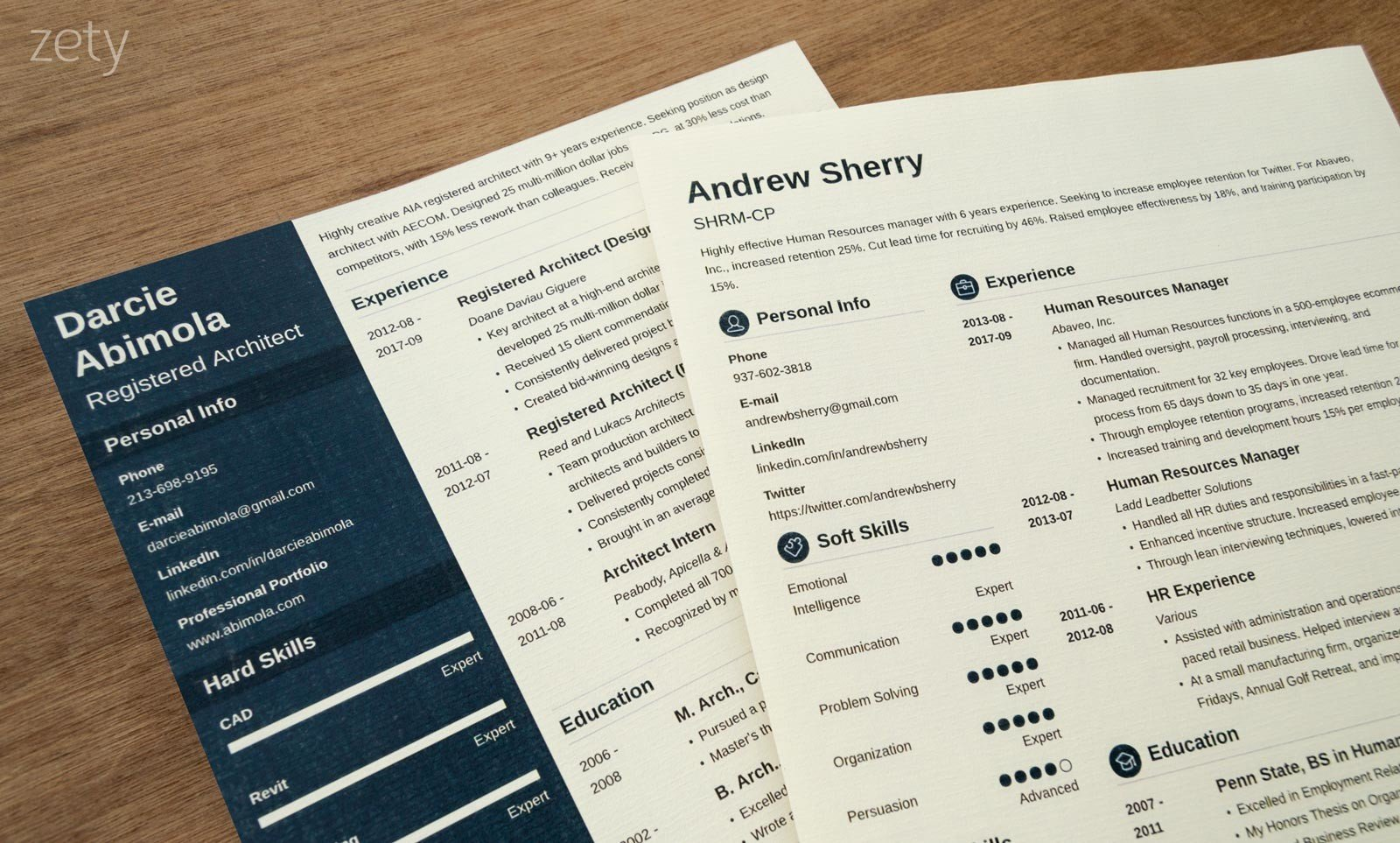 Resume Paper: What Type of Paper Is Best for a Resume? (12 Photos)