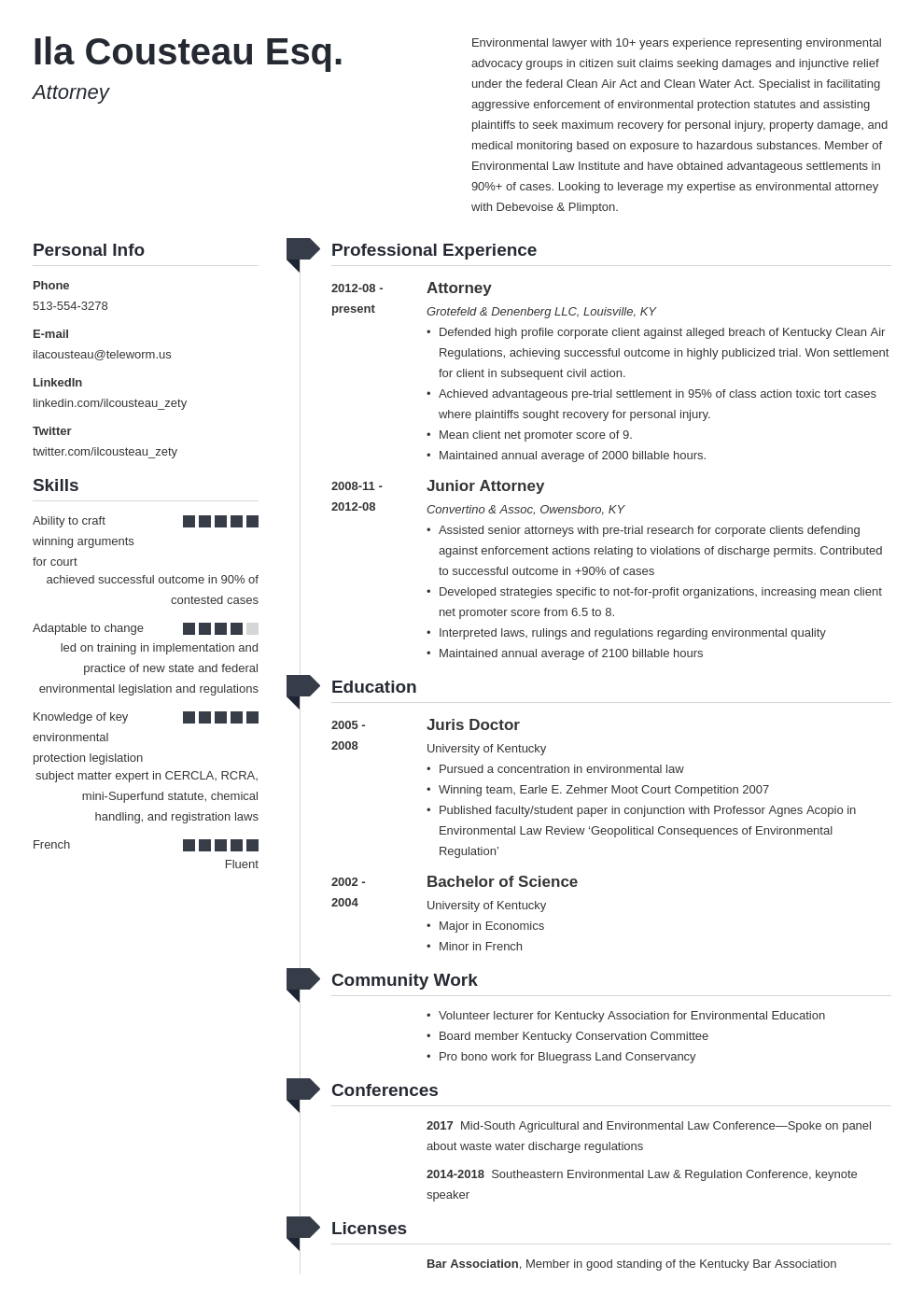 legal resume example template muse