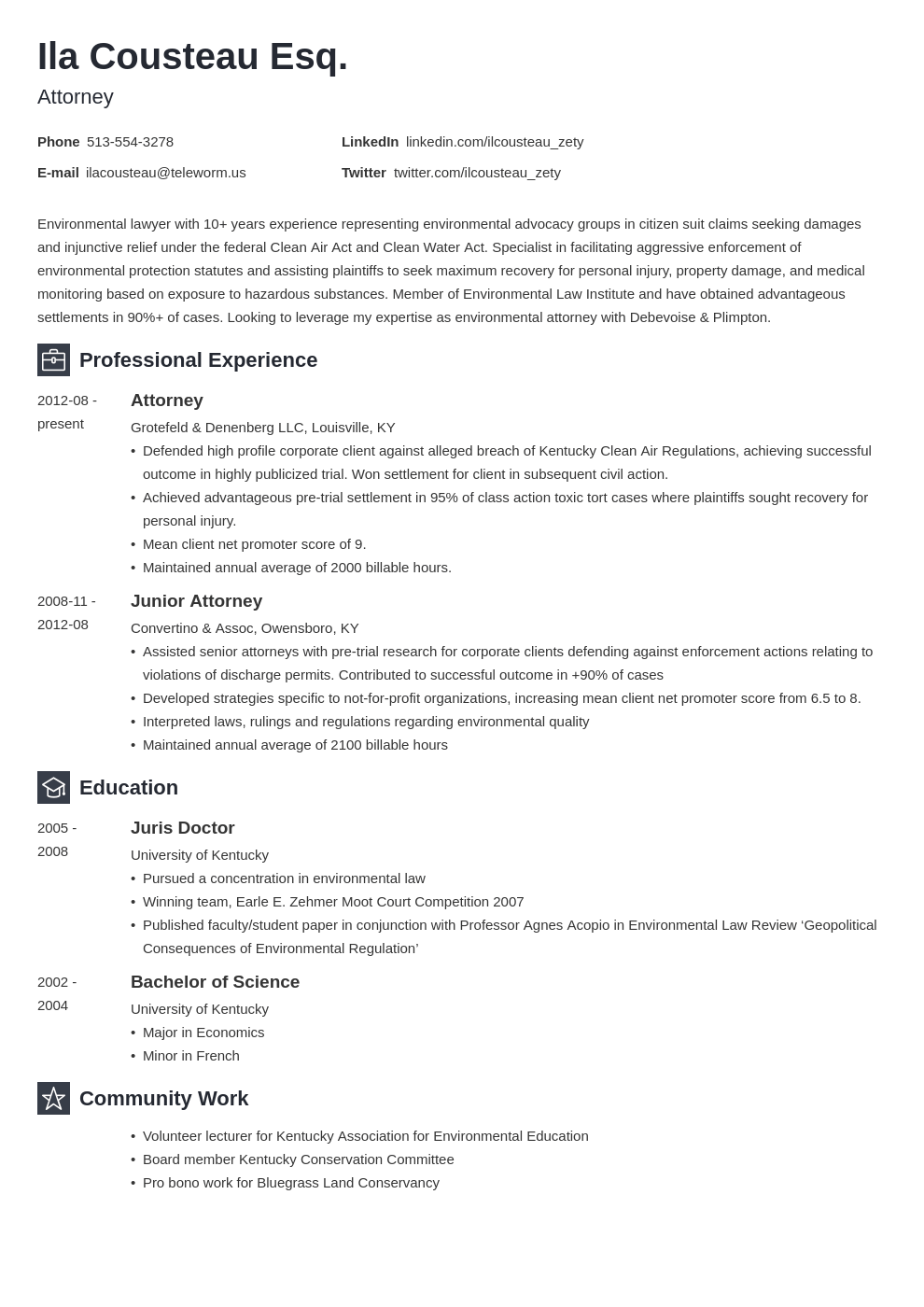 legal resume example template newcast