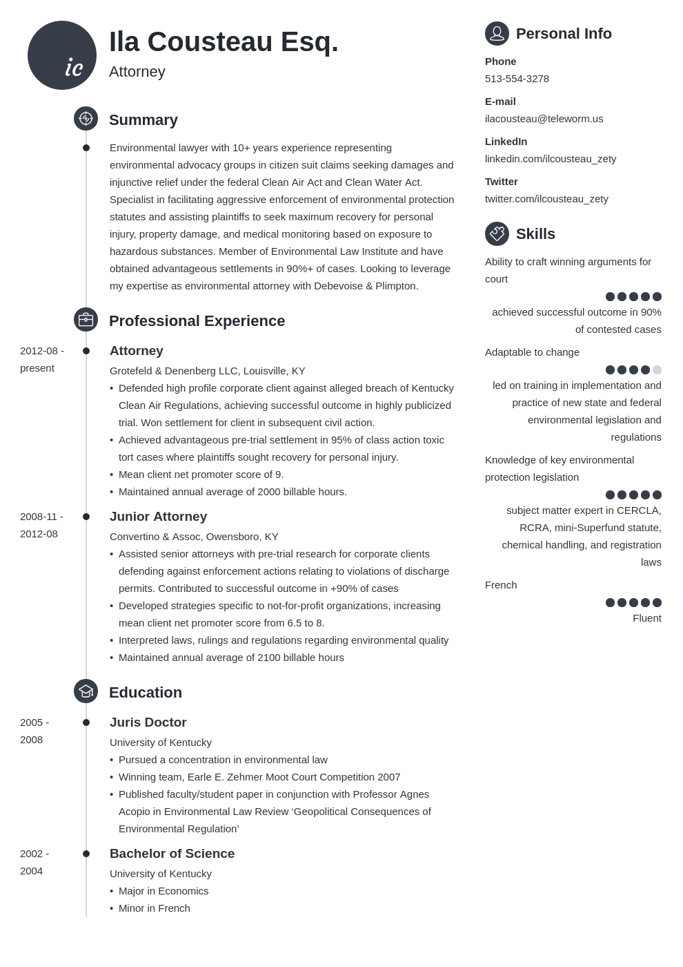 legal resume example template primo