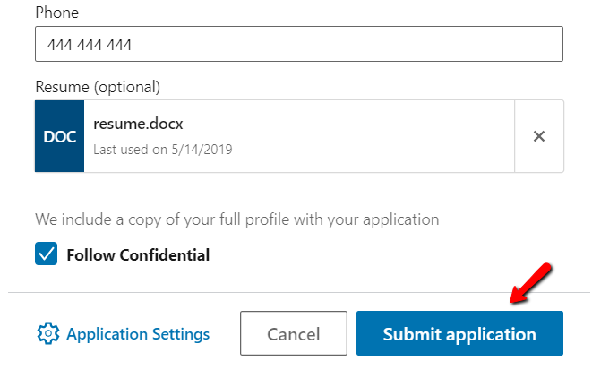 LinkedIn Resume: How to Upload Your Resume to LinkedIn [2019