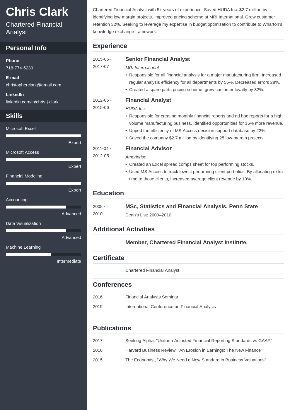 mba resume example template cascade