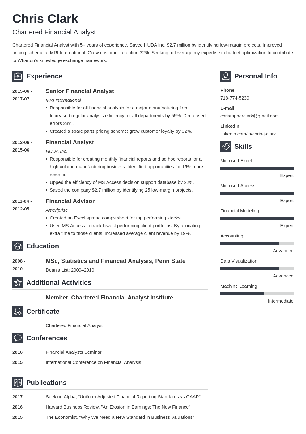 mba resume example template vibes