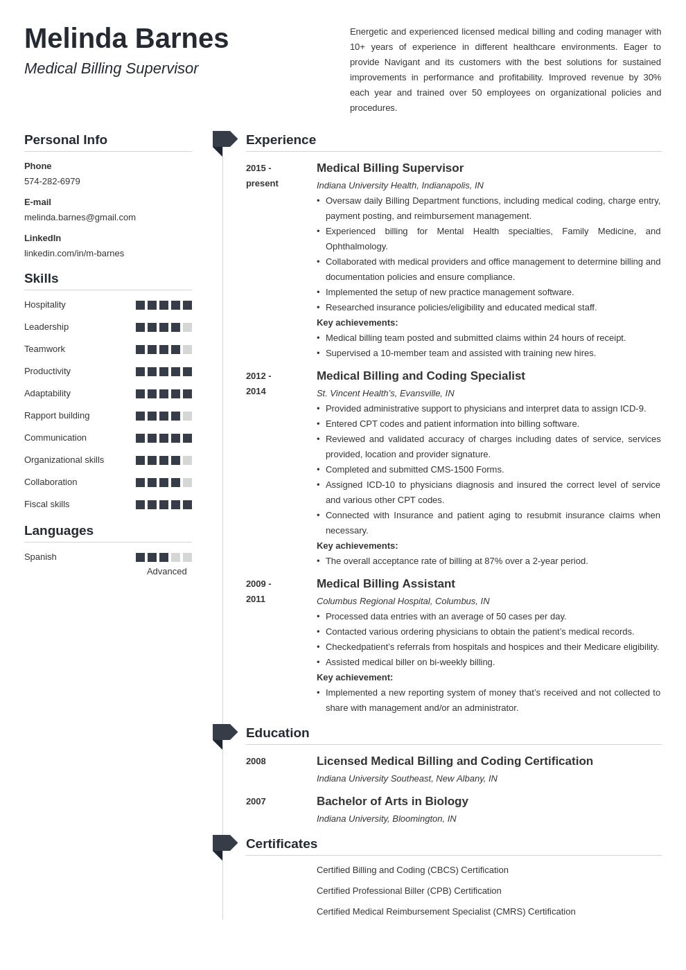 medical billing resume example template muse