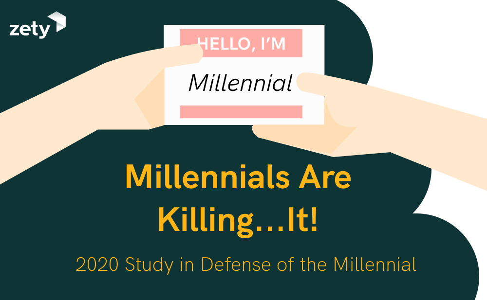millennials are killing it