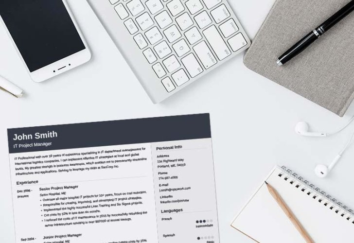 Modern Resume Template & Format (18+ Examples for 2020)