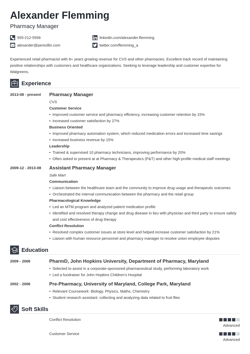 Pharmaceutical Cover Letter Examples from cdn-images.zety.com