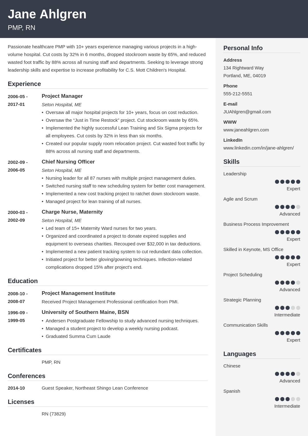 plain text resume example template cubic