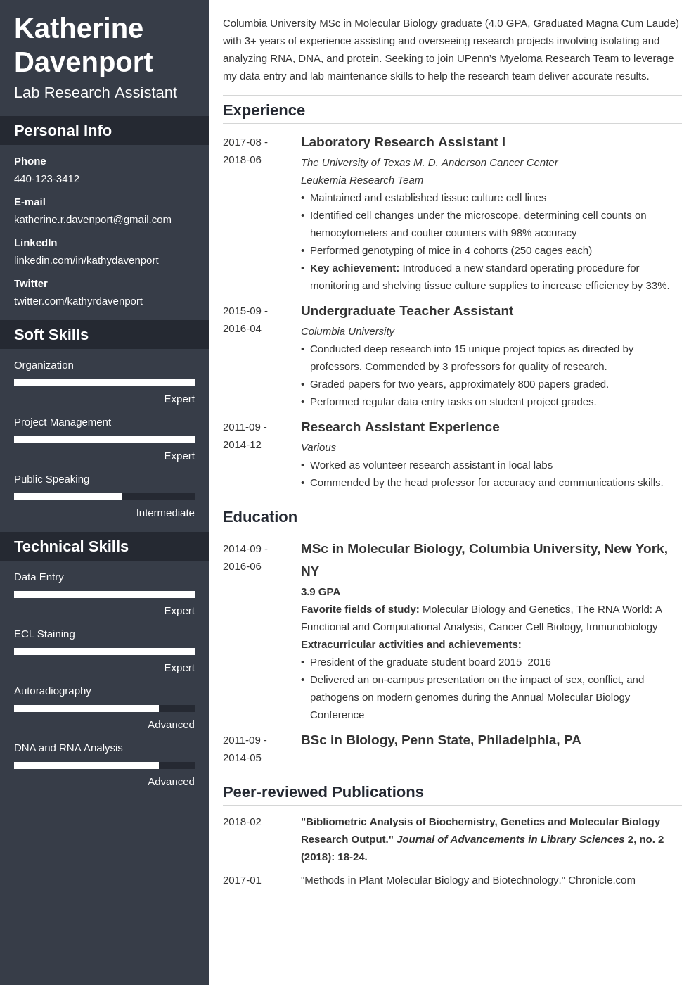 research assistant resume example template cascade