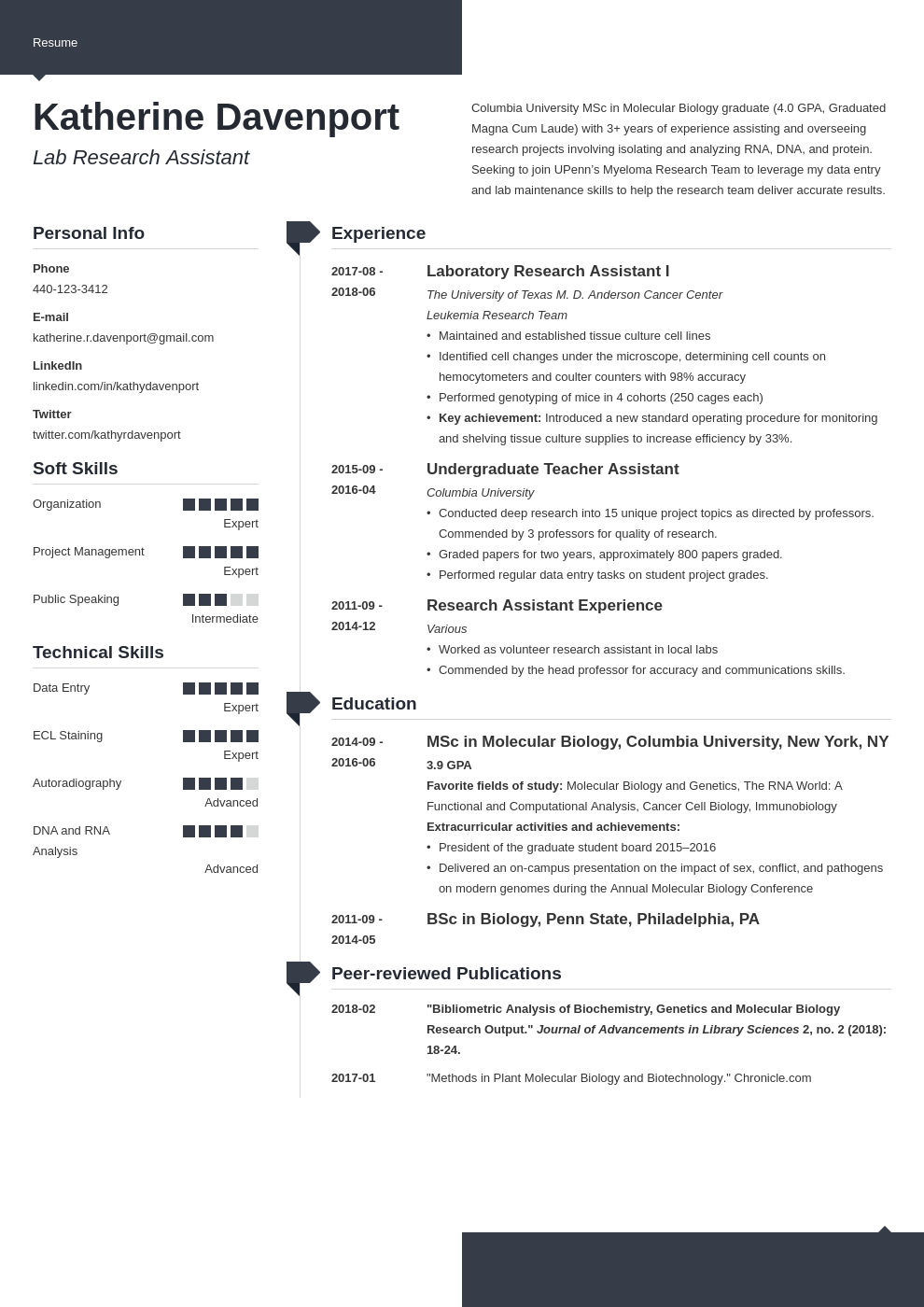research assistant resume example template modern