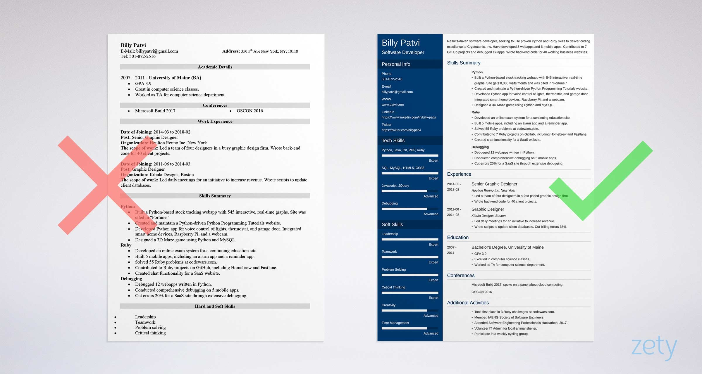 career change resume samples  u0026 template