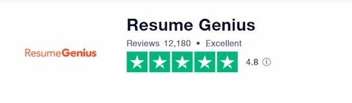 resume genius reviews