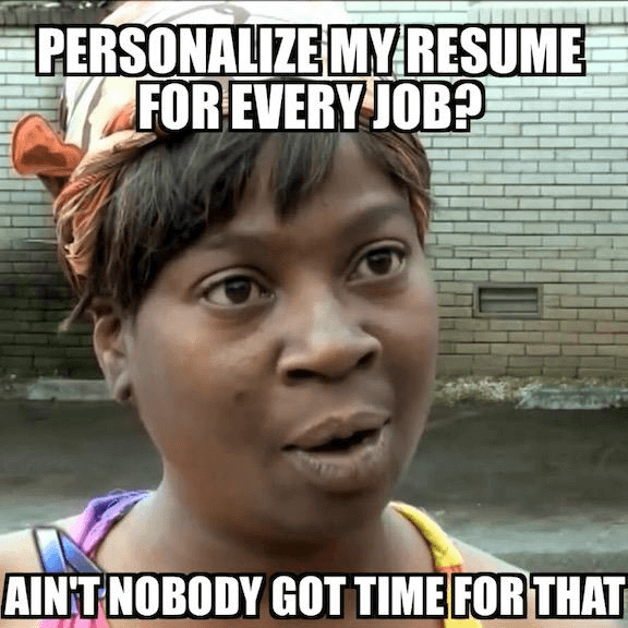 19 Resume Memes That You Can Relate To