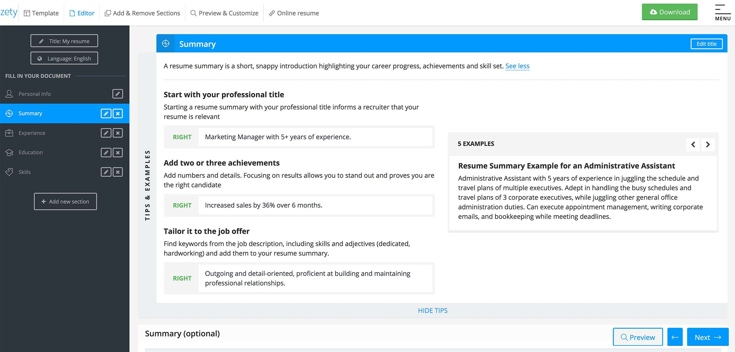 12 Best Online Resume Builders Reviewed