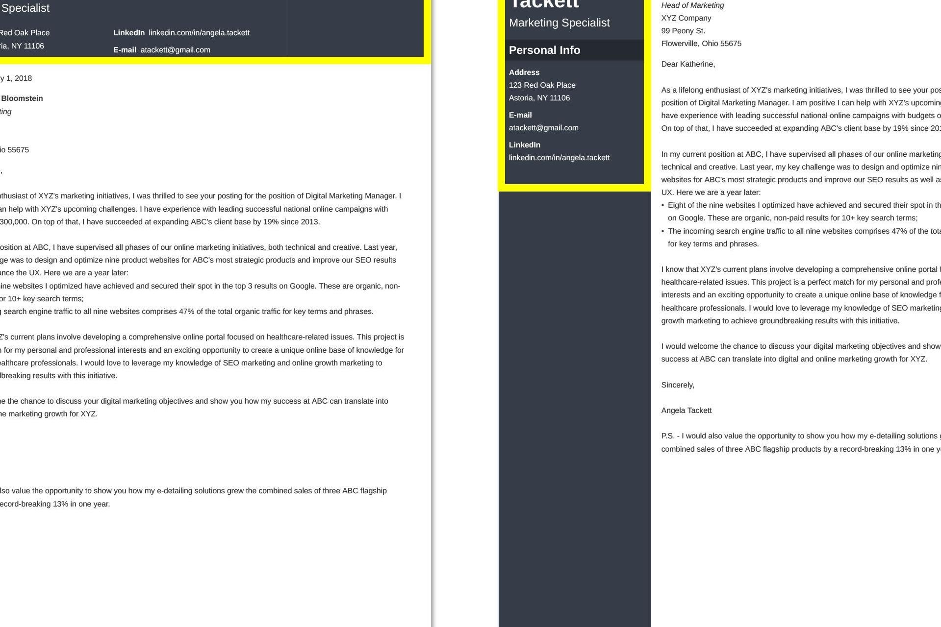 Retail Cover Letter Examples [+No Experience Candidates]