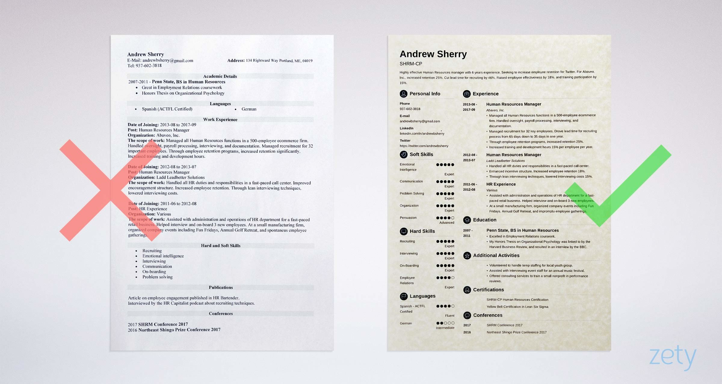 Resume Paper What Type Of Paper Is Best For A Resume 12 Photos