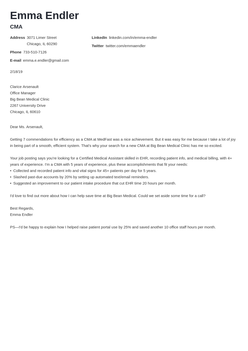 Grab Catchy Sample Cover Letter Part Time Job  Collections