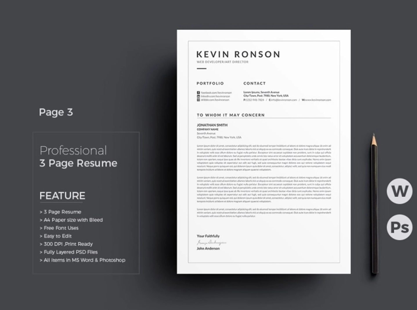 15 Basic Simple Cover Letter Templates