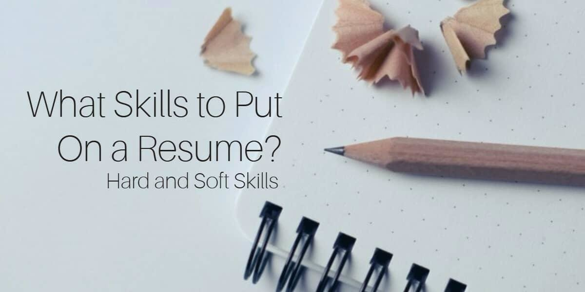 Uptowork  Things To Put On A Resume For Skills