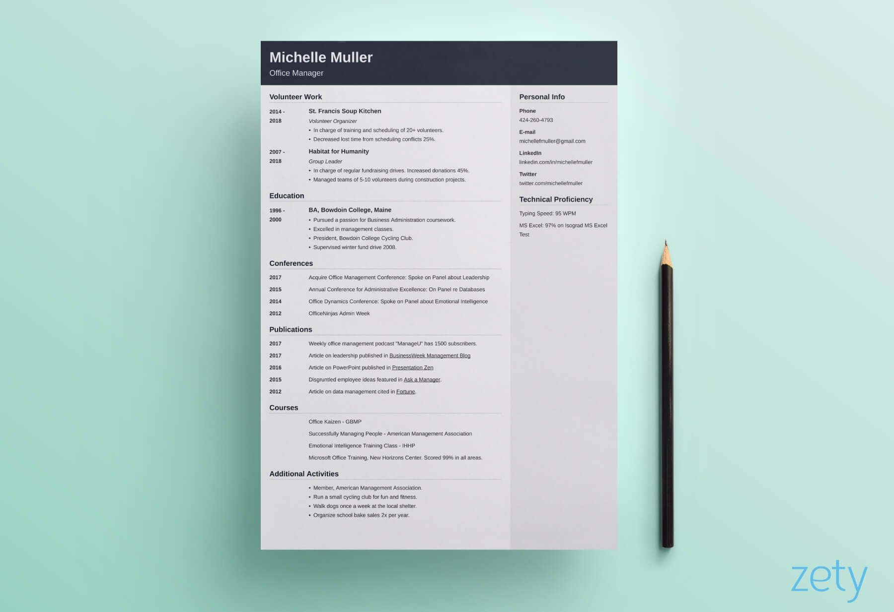 2 Page Resume Will It Crush Your Chances Format Tips