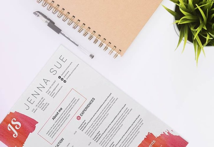 15+ Unique Resume Templates to Download & Use Now